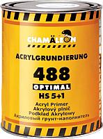 Грунтовка автомобильная CHAMALEON 5+1 HS Optimal / 14884 (1л, белый) -