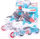 Роликовые коньки Ridex Swift Coral S (р-р 30-33) -