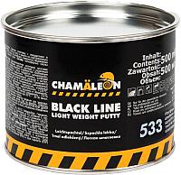 Шпатлевка CHAMALEON Со стекловолокном 15334 (500мл) -