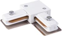 Коннектор для шинопровода Elektrostandard TRC-1-1-L-WH (белый) -