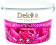 Краска Dekor ВД-АК 216 моющаяся для интерьера (14кг, белоснежный) -