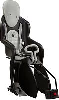 Детское велокресло STG GH-511 / X95380 (черный с серой накладкой) -