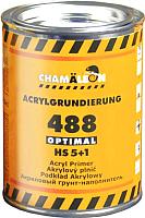 Грунтовка автомобильная CHAMALEON 5+1 HS Optimal / 14885 (0.5л, серый) -