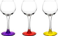 Набор бокалов для вина ОСЗ Эдем 14с1776ЛМ (3шт) -