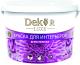 Краска Dekor ВД-АК 216 для интерьера (3кг, белоснежный) -