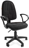 Кресло офисное Chairman Престиж Эрго С-3 (черный) -