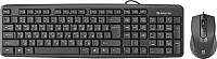 Клавиатура+мышь Defender Dakota C-270 RU / 45270 (черный) -