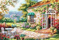 Набор для вышивания БЕЛОСНЕЖКА Цветущий сад / 4029-14 -