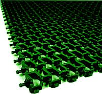 Коврик грязезащитный No Brand Пила 102x600 10мм (зеленый) -