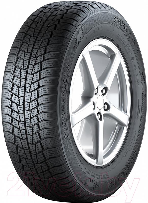 Купить Зимняя шина Gislaved, Euro*Frost 6 225/45R17 91H, Чехия