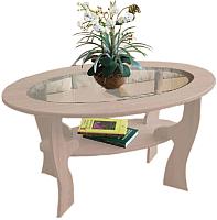 Журнальный столик SV-мебель №4 (сосна карелия) -