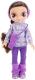 Кукла Карапуз Сказочный патруль. Варя в зимней одежде / SP0117-V-RU-W -