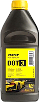 Тормозная жидкость Textar DOT 3 / 95001200 (1л) -