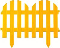 Изгородь декоративная Palisad Романтика 65023 (желтый) -