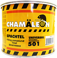 Шпатлевка CHAMALEON Среднезернистая 15015 (1кг) -