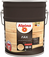 Лак Alpina Для деревянных полов (10л, глянцевый) -