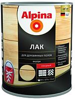 Лак Alpina Для деревянных полов (2.5л, глянцевый) -