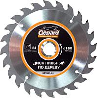 Пильный диск Gepard GP0901-24 -