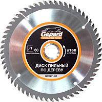 Пильный диск Gepard GP0901-60 -