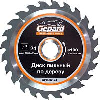 Пильный диск Gepard GP0902-24 -