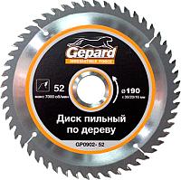 Пильный диск Gepard GP0902-52 -