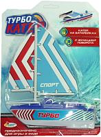Катер игрушечный Играем вместе Турбо / B1304403-R -