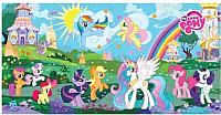 Коврик-пазл Играем вместе My Little Pony / FS-MLP -