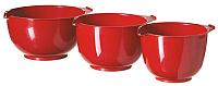 Набор кухонных принадлежностей Curver 03411-416-66 / 168792 (красный) -
