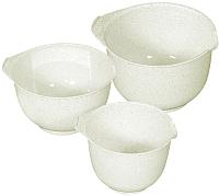 Набор кухонных принадлежностей Curver 03411-058-66 / 175200 (кремовый) -