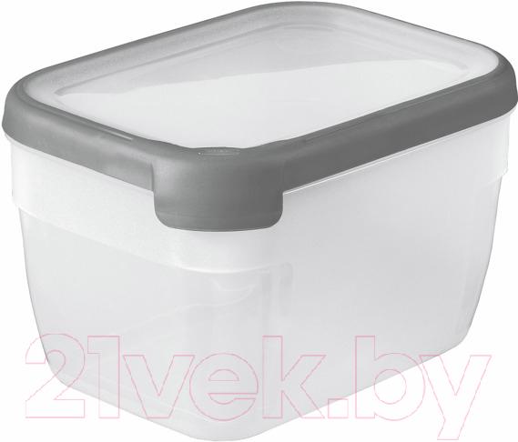 Купить Контейнер для хранения Curver, Grand Chef 07399-673-00 / 168127 (серый), Польша, пластик