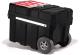 Ящик для инструментов Curver Masterloader Cart / 237787 (черный) -