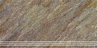 Ступень Керамин Кварцит 4 (295x600) -