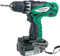Аккумуляторная дрель-шуруповерт Hitachi DS14DFL -