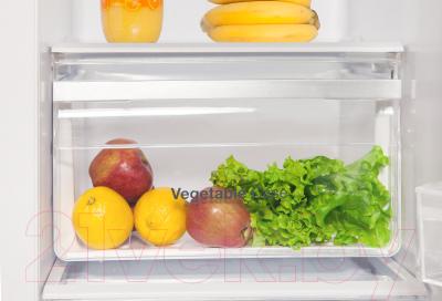 Холодильник с морозильником Daewoo RSH5110BNGL