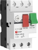Автоматический выключатель пуска двигателя EKF PROxima apd2-17-23 -