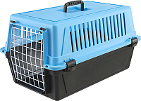 Переноска для животных Ferplast Atlas 10 El / 73007799EPB3 (голубой) -