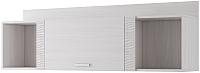 Шкаф навесной SV-мебель Гамма 20 (ясень анкор светлый/сандал светлый) -
