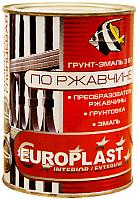 Краска декоративная Euroclass По ржавчине (900г, красный) -