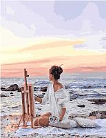 Картина по номерам Picasso Рисуя закат (PC4050479) -