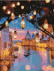 Картина по номерам Picasso Огни ночной Венеции (PC4050480) -