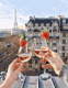 Картина по номерам Picasso На крыше в Париже (PC4050483) -