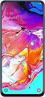Смартфон Samsung Galaxy A70 (2019) / SM-A705FZBMSER (синий) -