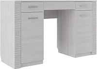 Туалетный столик SV-мебель Гамма 20 (ясень анкор светлый/сандал светлый) -