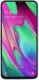 Смартфон Samsung Galaxy A40 (2019) / SM-A405FZWGSER (белый) -