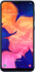 Смартфон Samsung Galaxy A10 (2019) / SM-A105FZBGSER (синий) -