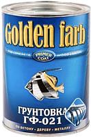 Грунтовка Golden Farb ГФ-021 (1.9кг, серый) -