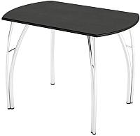 Обеденный стол SV-мебель МДФ (дуб венге) -