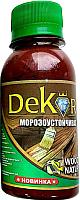 Колеровочная паста Dekor Wood Natur для лаков (100г, венге) -