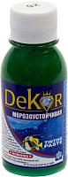 Колеровочная паста Dekor №26 (100г, зеленый) -