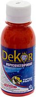 Колеровочная паста Dekor №23 (100г, коралл) -